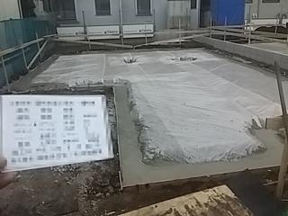 捨てコンクリート